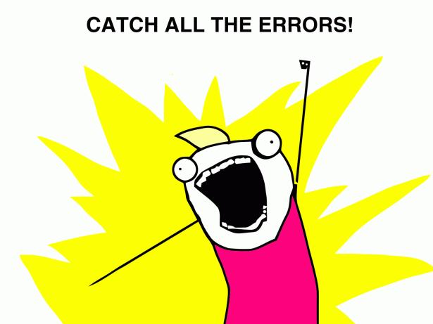 Capire e risolvere gli errori http