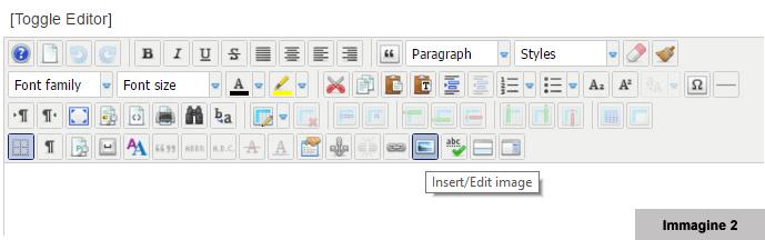 Come creare un articolo su Joomla con JCE editor