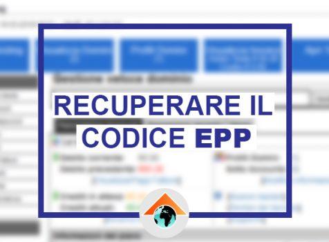 Come recuperare il codice EPP (auth-code) o codice di trasferimento del tuo dominio